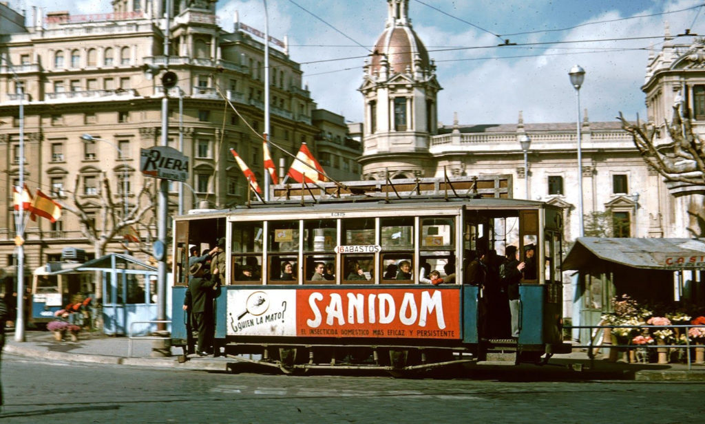 publicidad trenet, publicidad tranvía valencia