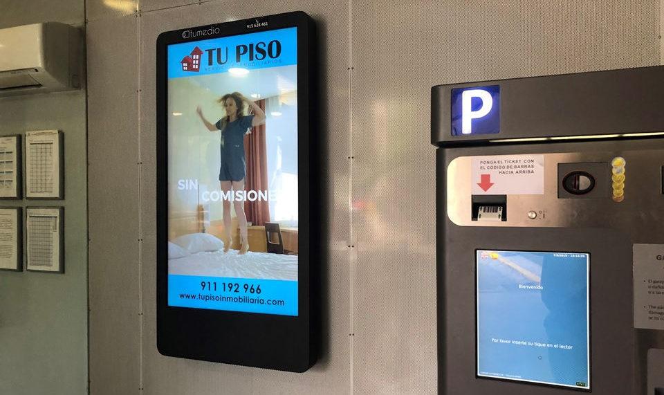 publicidad parkings