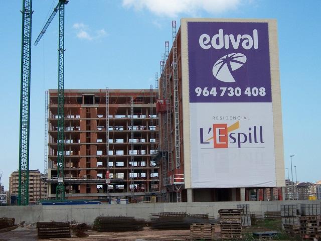 publicidad lonas edificios