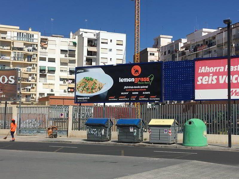 vallas publicitarias Valencia