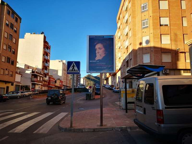 publicidad exterior mupi